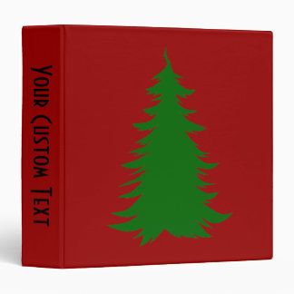 Tree for Christmas Vinyl Binders