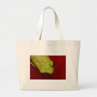 tree frog tote bags