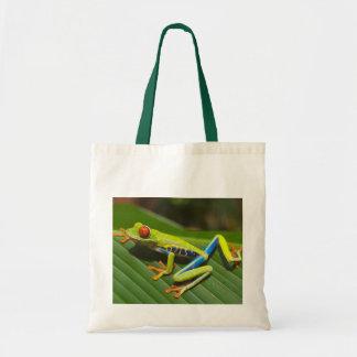 Tree Frog Budget Tote Bag