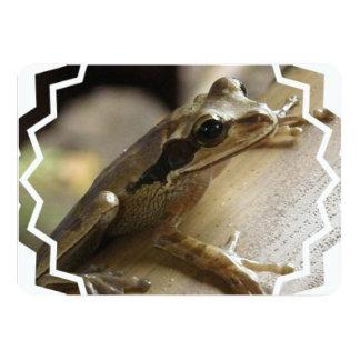 Tree Frog Custom Invites