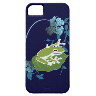 Tree frog iPhone 5 cover