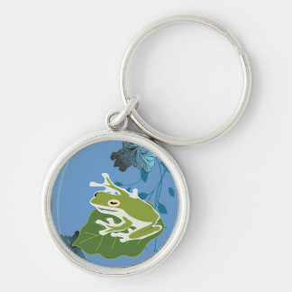 tree frog keychains