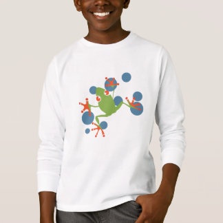 Tree Frog Kids Longsleeve T-Shirt