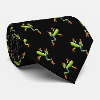 Tree Frog Tie