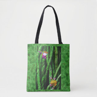 Tree Frog Tote