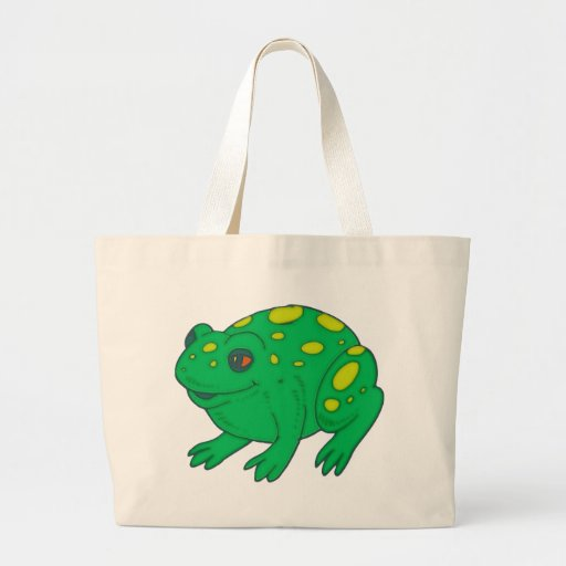 Tree frog tree frog canvas bags
