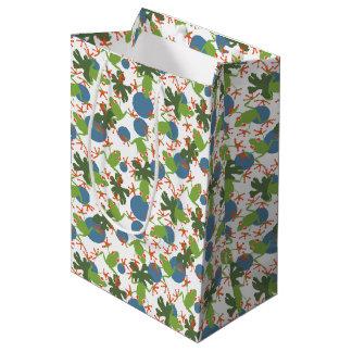 Tree Frogs Medium Gift Bag