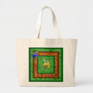 Tree Frogs Tote