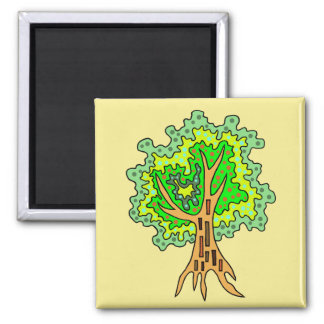 Tree (G) Square Magnet