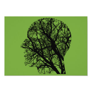Tree head card