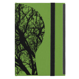Tree head iPad mini cover
