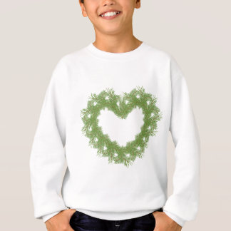 tree heart sweatshirt