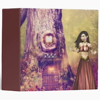 Tree house 3 ring binders