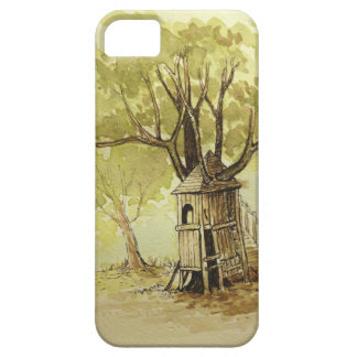 Tree House - iPhone Case Case For The iPhone 5