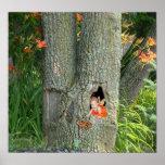 Tree House - Print