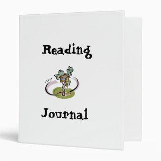 Tree House Reading Journal Binder