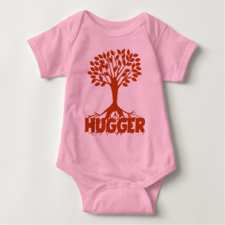 Tree Hugger Baby Bodysuit