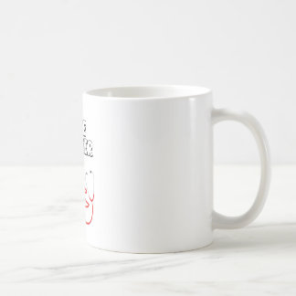 Tree Hugger Coffee Mug
