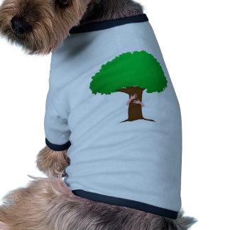 Tree Hugger Pet Tshirt