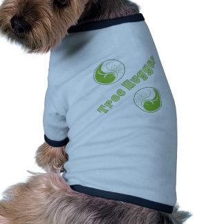 Tree Hugger Pet T Shirt