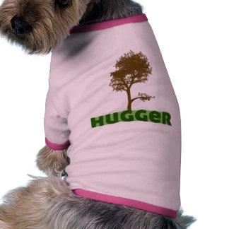 Tree Hugger Doggie Tee Shirt