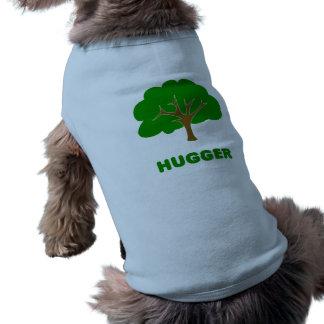 Tree Hugger Doggie Shirt