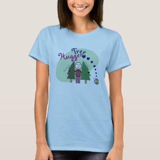 Tree Hugger for peace T-Shirt