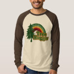 Tree Hugger, Funny Earth Day T Shirts