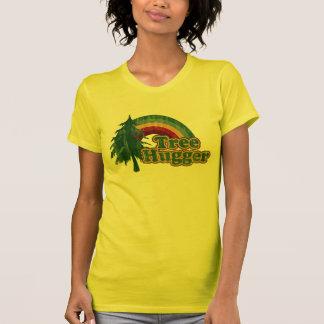 Tree Hugger, Funny Earth Day Shirt