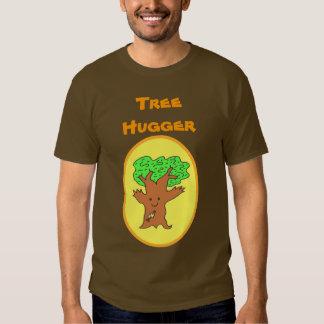 Tree Hugger Hugs Shirt