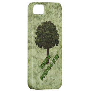 Tree Hugger iPhone 5 Covers