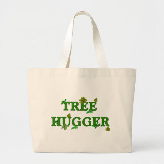 Tree Hugger Jumbo Tote Bag