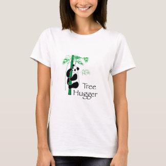 Tree Hugger Panda T-Shirt