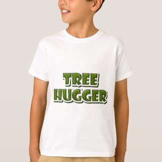 Tree Hugger Tee Shirt