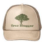 Tree Hugger Think Green Hat