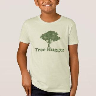 Tree Hugger Think Green T-Shirt