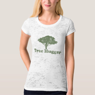 Tree Hugger Think Green T-Shirt