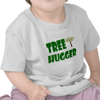 tree hugger tee shirts