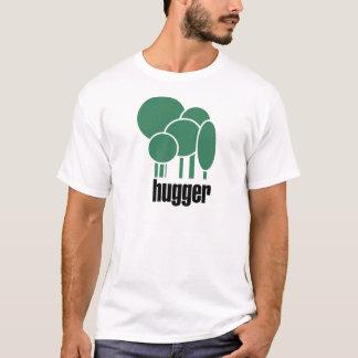 Tree hugger Unique design! T-Shirt