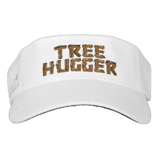 Tree Hugger Visor