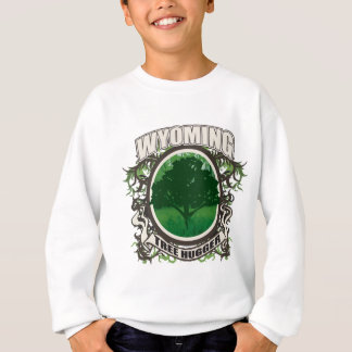 Tree Hugger Wyoming Sweatshirt