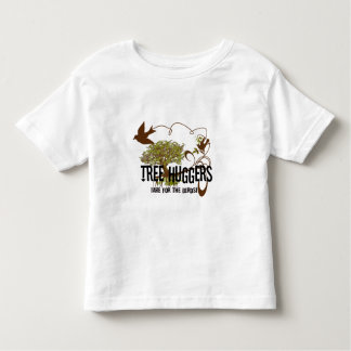 Tree Huggers Are For the Birds Shirt