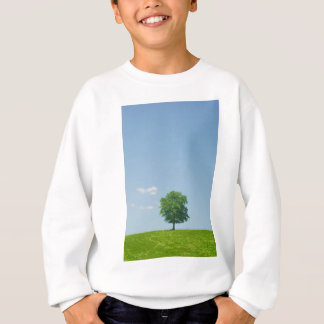 Tree in  a field 2 sweatshirt