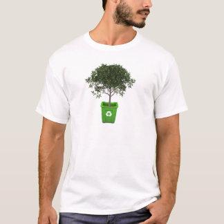 Tree in recycle bin T-Shirt