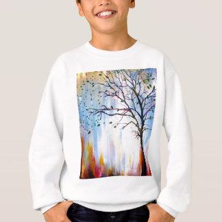 Tree in Wind Sweatshirt