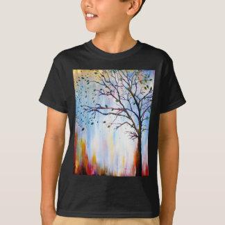 Tree in Wind T-Shirt