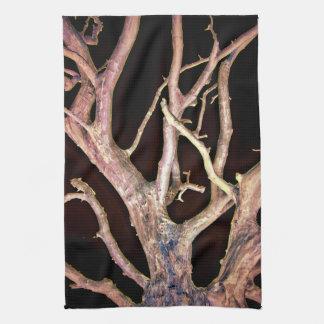 TREE KITCHEN TOWEL