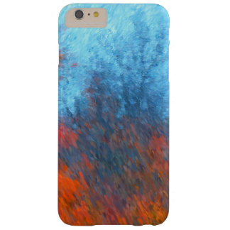 Tree Landscape A Painted Scene Barely There iPhone 6 Plus Case