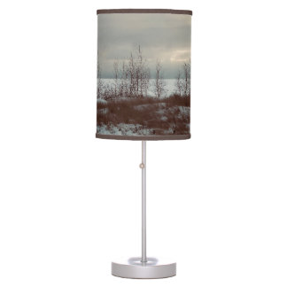 Tree Landscape Sunset Lamp