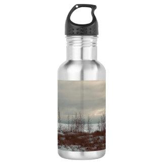 Tree Landscape Water Bottle